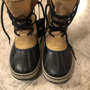 Sorel women's waterproof boots